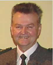 1. Schützenmeister Alois Schlagenhaufer